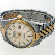 Rolex Datejust 16013 Gut Gold/Stahl 36mm Automatik Deutschland, Augsburg