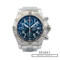 Breitling Avenger Skyland pre-owned 45mm Blue Chronograph Date