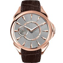 Jacob & Co. Rose gold 42mm Automatic PC300.40.NS.NA.A new