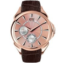 Jacob & Co. Rose gold 42mm Manual winding PC400.40.NS.NB.A new