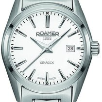 Roamer Searock Acero 30mm Blanco