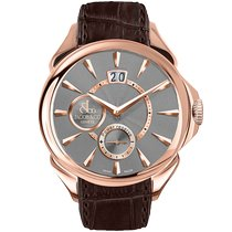 Jacob & Co. Rose gold 42mm Manual winding PC400.40.NS.NA.A new