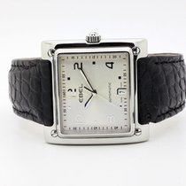 Ebel 1911 occasion 41mm Argent Date Cuir