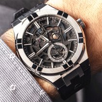 Maurice Lacroix AIKON AI6088-SS002-030-1 New Steel 44mm Automatic