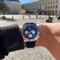 Breitling Chronomat 44 GMT Stahl 44mm Blau Keine Ziffern Deutschland, München