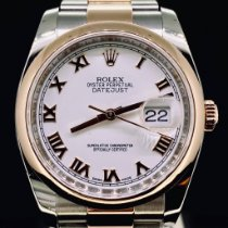 Rolex Datejust 116201 2013 pre-owned