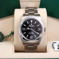 Rolex Explorer 214270 2020 pre-owned