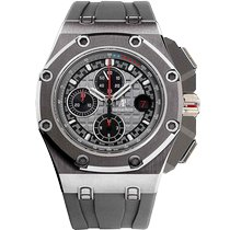 Audemars Piguet Royal Oak Offshore Chronograph Titanium 44mm Grey No numerals United Kingdom, London