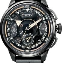 Citizen Titanium Quartz Black new