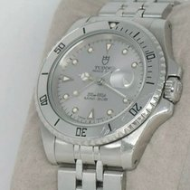 Tudor Prince Oysterdate Steel 33mm White No numerals United States of America, California, Emeryville