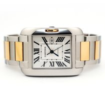 Cartier Tank Anglaise W5310047 2016 pre-owned