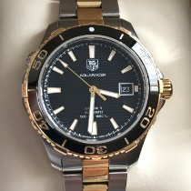 TAG Heuer Aquaracer 500M wak2122 Good Gold/Steel 41mm Automatic New Zealand, Auckland