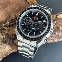 Omega Speedmaster Professional Moonwatch Moonphase Stahl 44mm Schwarz Deutschland, München
