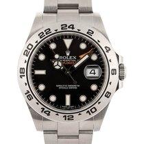 Rolex Explorer II 216570 2010 occasion