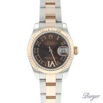 Rolex Lady-Datejust 179171 2015 μεταχειρισμένο