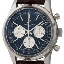 Breitling Transocean Chronograph Steel 43mm United States of America, Texas, Austin