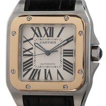 Cartier Santos 100 W20072X7 pre-owned