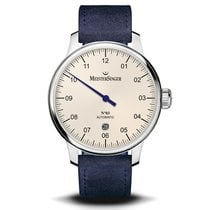 Meistersinger Steel 40mm Automatic DM903-SV04 new United Kingdom, Chester
