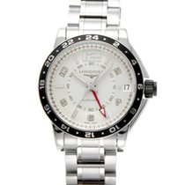 Longines Admiral Steel 42mm Silver