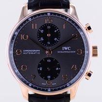IWC Portugieser Chronograph IW371482 gebraucht