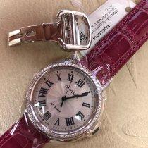 Cartier Clé de Cartier новые 2020 Автоподзавод Часы с оригинальными документами и коробкой WJCL0014