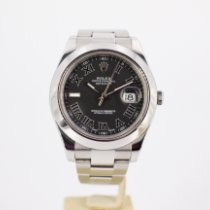 Rolex Datejust II Steel 41mm Grey Roman numerals United Kingdom, London