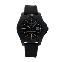 Breitling Avenger Blackbird Titanium 48mm Black No numerals United States of America, North Carolina, Matthews
