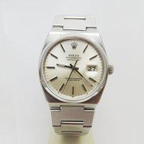 Rolex Datejust Oysterquartz Otel 36mm Argint Fara cifre