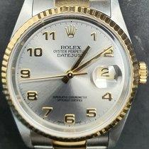 Rolex 16233 Acero y oro 1991 Datejust 36mm usados España, Madrid