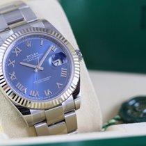 Rolex Datejust II Acier 41mm Bleu Romains France, Cannes