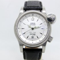 Oris Steel 41mm Automatic 7568 pre-owned