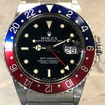 Rolex GMT-Master 16750 1980 pre-owned
