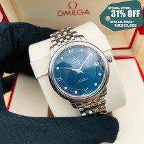 Omega De Ville Prestige 424.10.33.20.53.001 новые