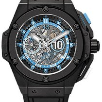 Hublot King Power Cerámica 48mm Transparente