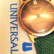 Universal Genève (ユニバーサル・ジュネーブ) 新品 手巻き オリジナルパーツのみ 35mm ステンレス プラスチック