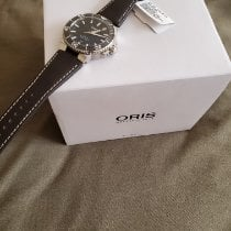 Oris Aquis Date Steel 43mm Black United States of America, New York, Forest Hills