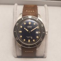 Oris Divers Sixty Five 01 733 7720 4055-07 5 21 28FC 2016 pre-owned