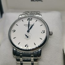 Montblanc pre-owned Automatic 39mm Sapphire crystal 3 ATM