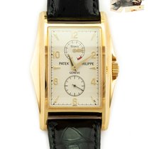 Patek Philippe Gondolo Yellow gold 34mm White Arabic numerals United States of America, Florida, Hollywood