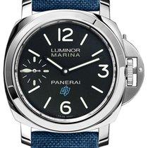 Panerai Luminor Marina new 2020 Manual winding Watch with original box and original papers PAM00777
