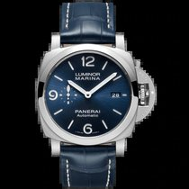 Panerai Luminor Marina Steel 44mm Blue United States of America, Georgia, Alpharetta