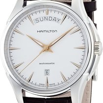 Hamilton Jazzmaster Day Date Auto Steel 40mm White