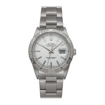 Rolex Datejust Turn-O-Graph Steel 36mm White No numerals United States of America, Pennsylvania, Bala Cynwyd