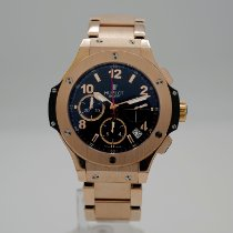 Hublot Big Bang 41 mm Rose gold 41mm Black Arabic numerals United States of America, California, Santa Monica