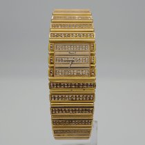 Piaget Yellow gold Quartz Gold No numerals 25mm pre-owned Polo
