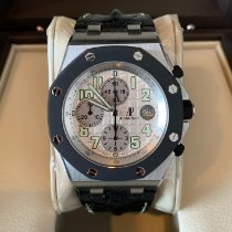 Audemars Piguet Royal Oak Offshore Chronograph 25940SK.OO.D002CA.02.A Very good Steel 42mm Automatic Singapore, Singapore