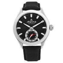 Alpina Horological Smartwatch Black