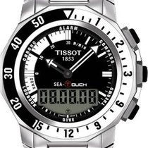 Tissot Sea-Touch new Quartz Watch with original box and original papers T026.420.11.051.00