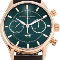 Frederique Constant Automatic Green 42mm new Vintage Rally