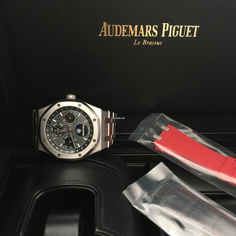 Audemars Piguet Royal Oak Perpetual Calendar 26609TI.OO.1220TI.01 2020 новые